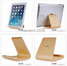 For Wooden Holder PC Rack Phone Stand Wood_Desk Samdi & Mobile-Tablet Universal