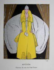 GAZETTE DU BON TON N°3-1920  NUMERO COMPLET BONFILS LEPAPE MARTIN MARTY SIMON...