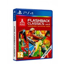 Atari Flashback Classics Vol. 2 Ps4 PlayStation 4