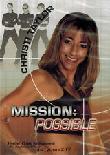 Christi Taylor: Mission: Possible [Step] | DVD NEU