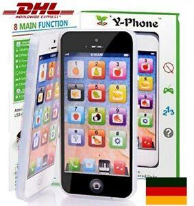 Babytelefon Kleinkinder Smartphone Spielzeughandy Pädagogisches Lernen Geschenk