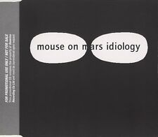 Mouse on Mars - Idiology (2001)  Promo CD Album  SPEEDYPOST
