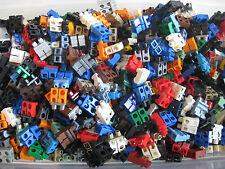 Lego MINIFIGURE LEGS Random Lot of 10 pcs -All Themes, Some Printed- BULK LEGS