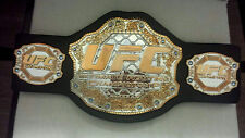 "UFC ULTIMATE FIGHTING Championship Jakks Belt 34"" W OFFICIAL McGREGOR MAYWEATHER"