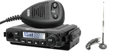 NEW MODEL CRT MILLENIUM V3 AM FM Midland M 80 CH CB RADIO + MICRO MAGMOUNT