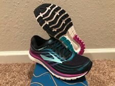 Women's Brooks Glycerin 15 Running Shoes Size 9 New In Box Blue/PurpCactus/Teal