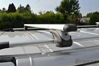 Pour 14 + ford Transit Tourneo Connect Lwb Barres de Toit + Cross + Arrêts