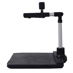 Buch Image Document 10MP 2x Kamera Scanner mit OCR für Laptop PC M1000S