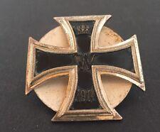 Eisernes Kreuz EK - EK1 Iron Cross