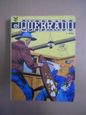 EL QUEBRADO n°4 1977 disegni di VOGT edizioni Cenisio  [G760B]