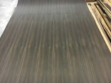 MACASSAR EBONY 4' X 8'  10 MIL PAPER BACKED VENEER SHEETS