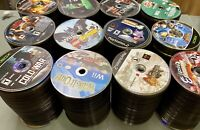 Play Station/Xbox/Wii Mixed Games Wholesale Lot 50 Games Random Mix No Cases
