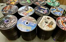 Play Station/Xbox/Wii Mixed Games Wholesale Lot 25 Games Random Mix No Cases