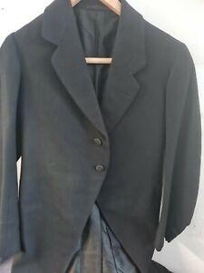 Edwardian Tail Coat Dated Inside 1914
