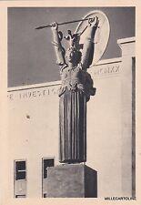 "# ROMA: CITTA' UNIVERSITARIA  ""MINERVA GUERRIERA"""