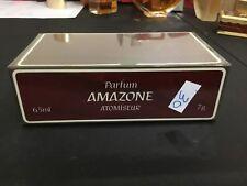 7g perfume 70s her Hermes Amazone .22 oz 6.5 ml Pure Parfum Spray FIRST FORMULA