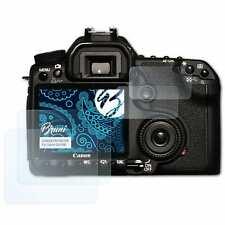 Bruni 2x Schermfolie voor Canon EOS 50D Screen Protector Displaybeveiliging