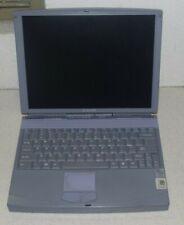 rare Sony Vaio pcg-748 laptop pentium mmx 266mhz 32mb ram floppy