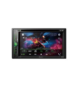 """Pioneer AVH-A215BT 2 DIN DVD Multimedia AV Receiver w/ 6.2"""" Display & Bluetooth"""