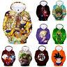 Anime Dragon Ball Z Hooded Hoodie 3D Print Goku Master Roshi Pullover Sweatshirt