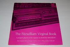 The Fitzwilliam Virginal Book~Blanche Winogron~Dover Publications HCR-ST-7266