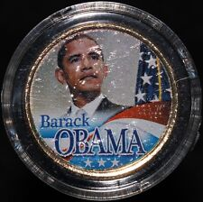 More details for 2008 | barack obama inauguration hawaii state quarter dollar | coins | km coins