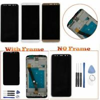 """For 5.9"""" Huawei Mate 10 Lite G10 Touch Digitizer Screen LCD Assembly w/n Frame"""