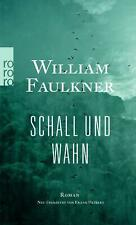 Schall und Wahn William Faulkner