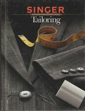 Singer Sewing Reference Library Tailoring Hb