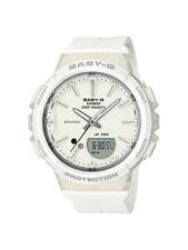 Casio Baby-G Uhr BGS-100-7A1ER Analog,Digital Weiß