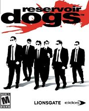 Reservoir Dogs PC Games Windows 10 8 7 XP Computer mature action movie shooter