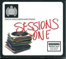 MINISTRY OF SOUND * SESSIONS ONE* 2004  DOUBLE CD SET LIKE NEW
