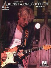 Best Of Kenny Wayne Shepherd Band Learn to Play Guitar TAB Music Book