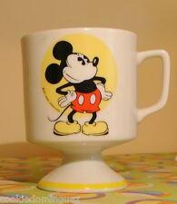Vintage Porcelain Mickey Mouse Walt Disney Japan Coffee Mug Cup Sale!