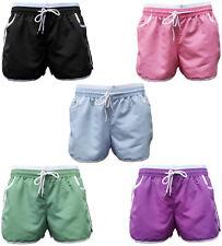 BNWT Womens Shorts Hot Pants For Summer Sport Training Running Fitness Beach Gym