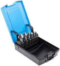 Kegelsenker Satz 90° 6-tlg. Senkbohrer HSS Bohrer Werkzeug Set Flach Senker BGS