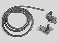 Jeep Wrangler YJ 1987-1995 Hardtop pour pare-brise Frame Seal Kit