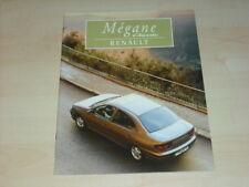 34528) Renault Megane Classic Prospekt 1997