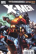 X-Men #202 Vf/Nm Endangered Species Chapter 9