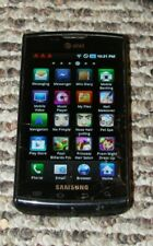 Samsung Galaxy S Captivate SGH-i897 16GB (AT&T) Smartphone WORKS