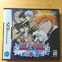 Nintendo DS Bleach DS Japan Rare!!  (Used)