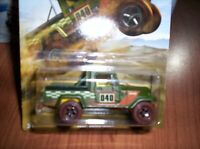 JEEP  SCRAMBLER - HOT WHEELS - SCALA 1/64