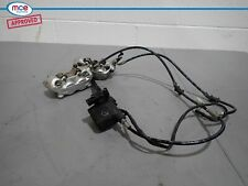 Ducati Hypermotard 796 Front Calipers With Master Cylinder 2009 2012