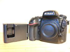 Nikon D D800E 36.3MP Fotocamera Reflex Digitale-Nero (Solo Corpo) D800 FX FULL FRAME