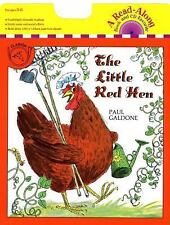 Paul Galdone Classics: The Little Red Hen by Paul Galdone (2006, Mixed Media)