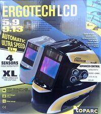 ERGOTECH LCD 5-13  automatischer Schweisshelm ( Alternative zu Speedglas 100V )