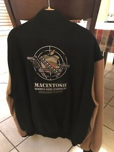 Apple Macintosh Jacket 1996 (Apple Game Team) Very Rare