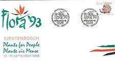 South Africa 1993 Flora 93 Kirstenbosch Cover Unaddressed VGC