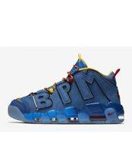 Nike Air More Uptempo Doernbecher Freestyle Blue AH6949-446 Size 12
