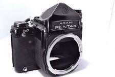 Exc Pentax 6×7 TTL Medium Format Camera Body From Japan #197725